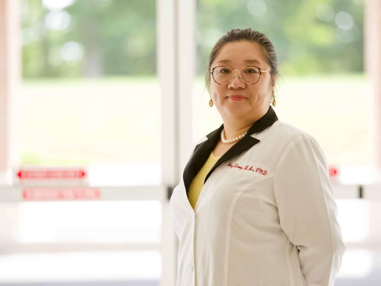 Dr. Jing (Jannifer) H. Liang