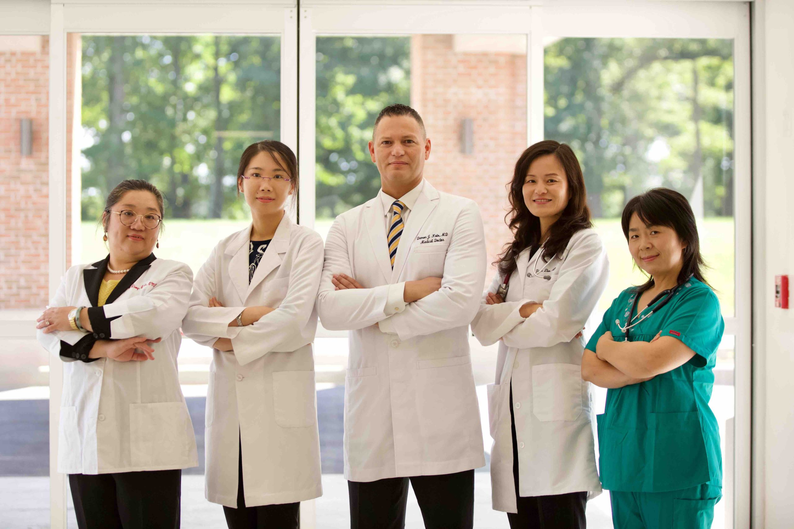 Medical Practitioners at NMC